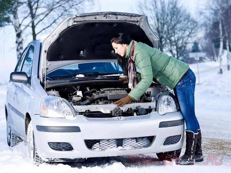 Как хранить мотоцикл зимой в холодном гараже