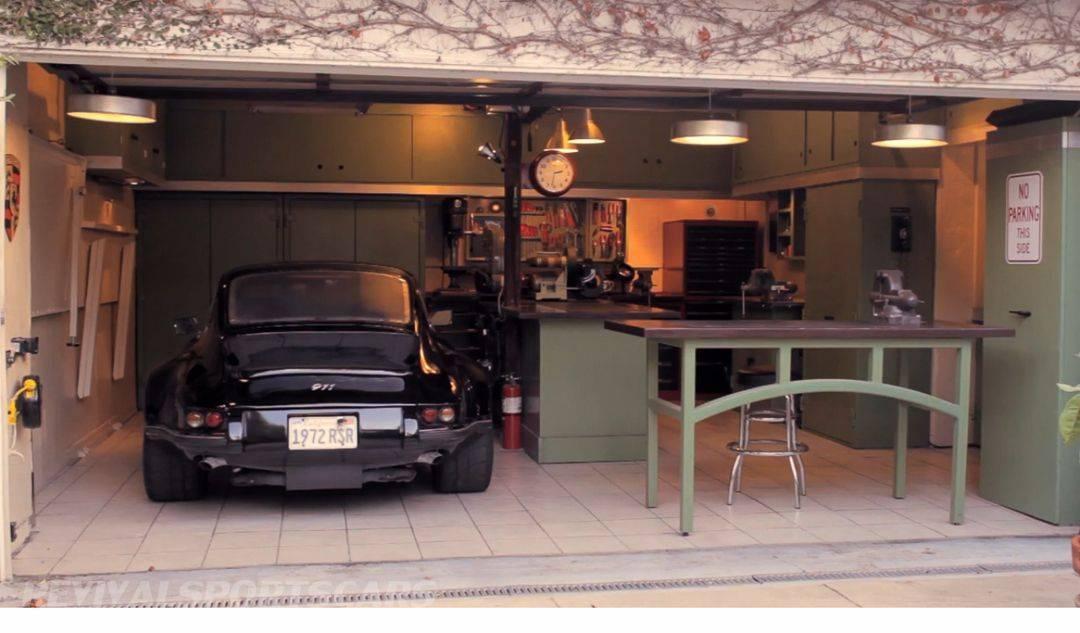 Идеальный гараж: фото, обустройство, оборудование