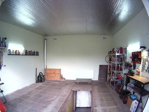Строим подвал в гараже – от чертежа до облицовки стен