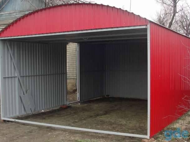 Рассмотрим из какого материала дешевле построить гараж