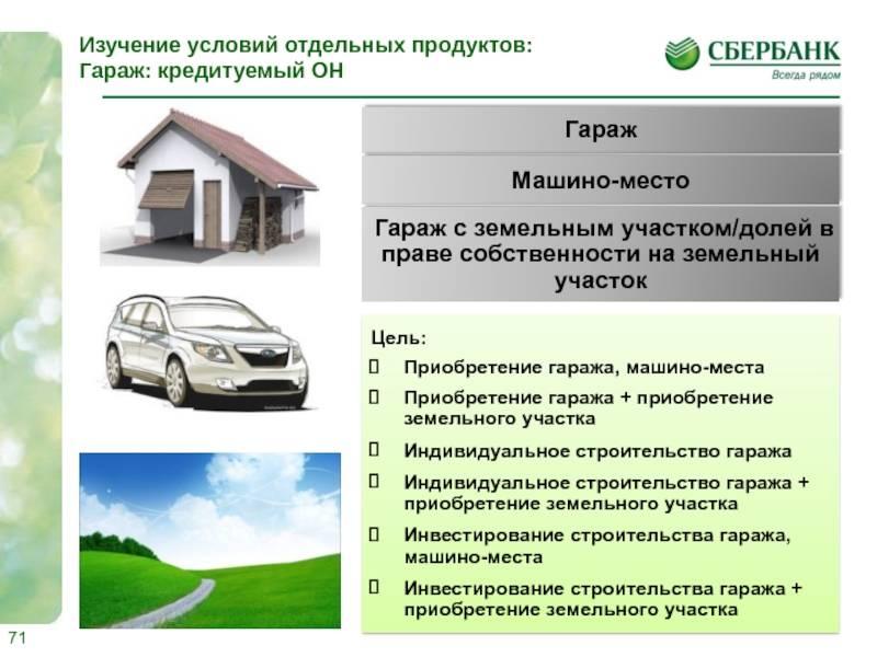 Ипотека на гараж, машиноместо в твери — 8 предложений со ставкой от 7,4% от 7 банков в 2021 году