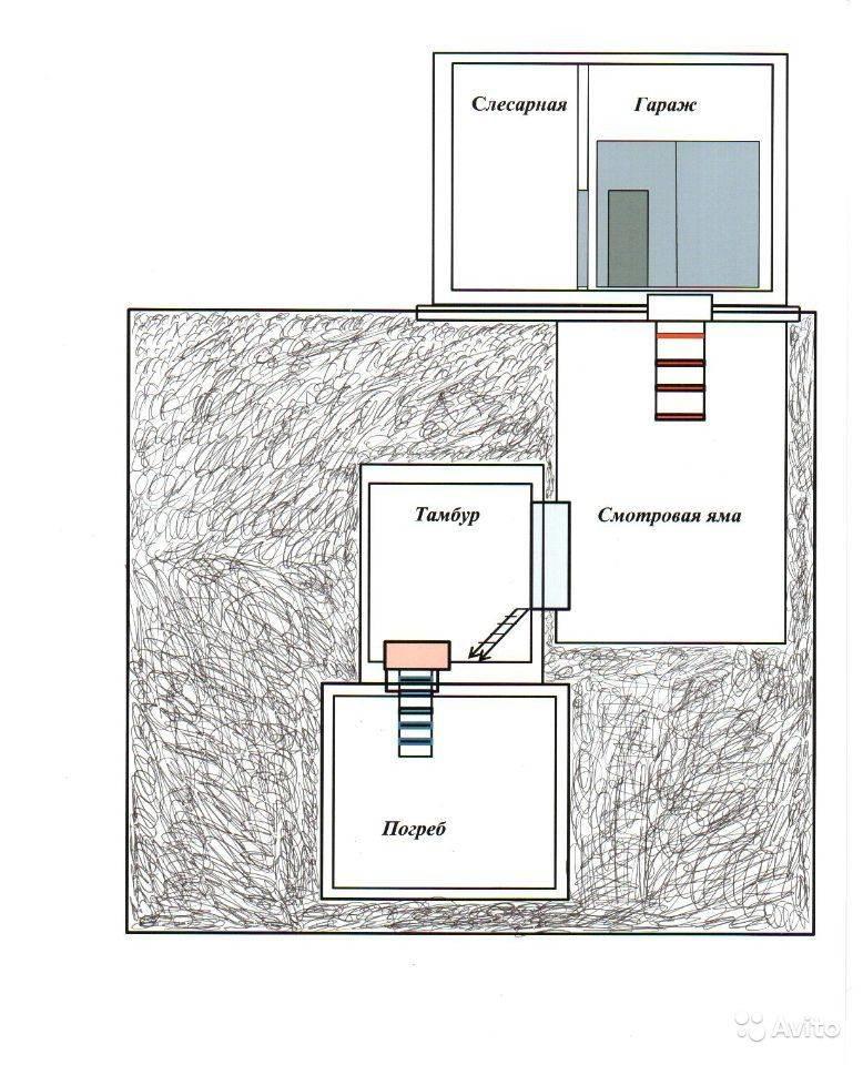 Проект гаража с подвалом и мансардой: какой лучше