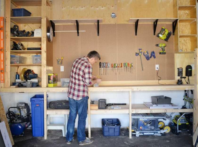 ???? гараж своими руками: материалы, этапы, пошаговая инструкция