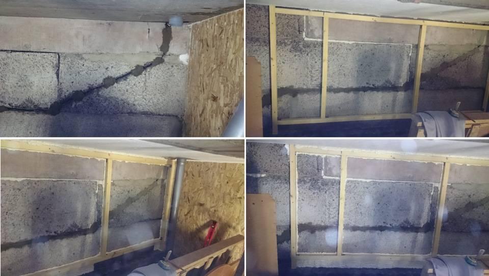 Как и чем утеплить погреб в гараже своими руками от промерзания: инструкция с видео + фото   погреб-подвал
