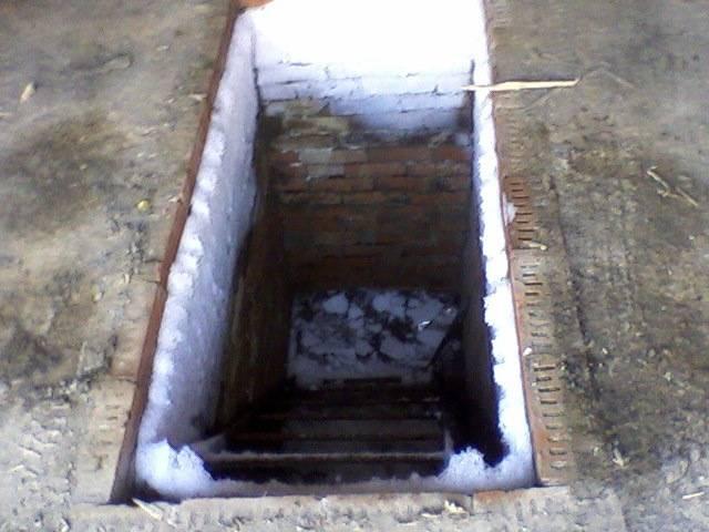 Смотровая яма в гараже своими руками из бетона и кирпича