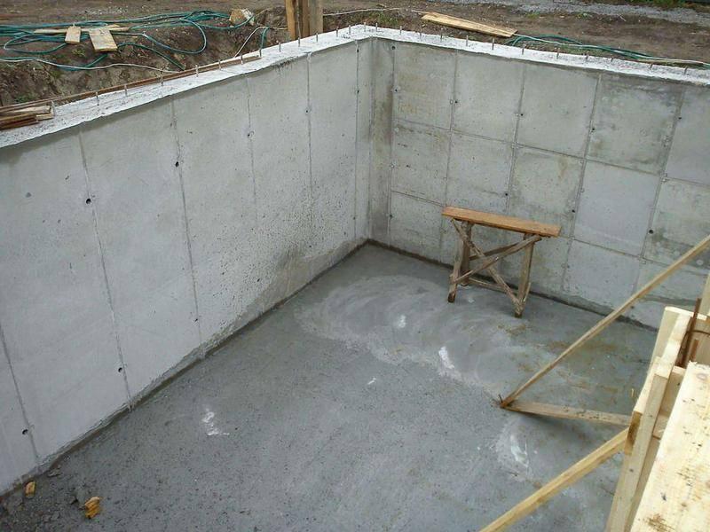 Как правильно построить железобетонный гараж