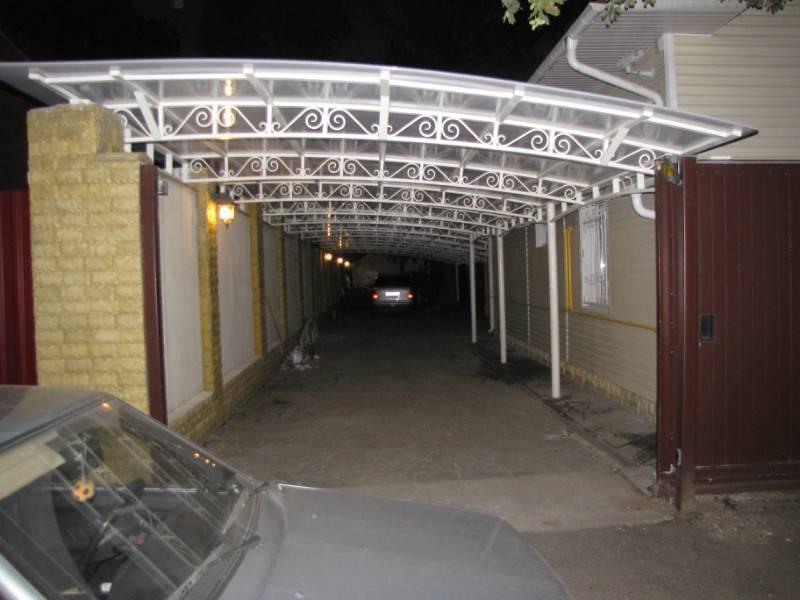 Как построить гараж своими руками на участке, размеры и конструкции, виды крыш
