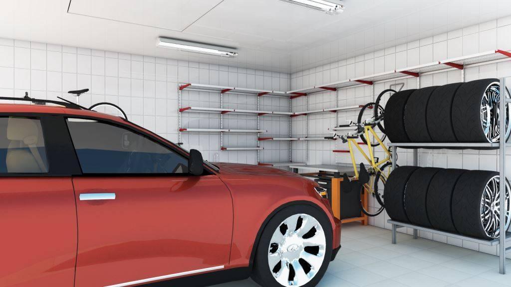 Гаражное хранение автомобиля: плюсы и минусы