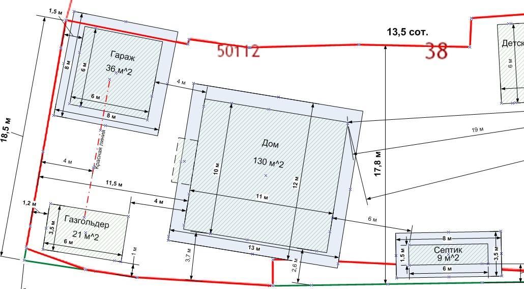 Как расположить гараж: расстояние от гаража до забора, соседнего участка, дороги и других объектов