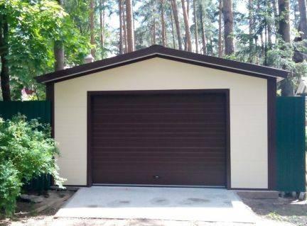 Как легально построить гараж возле дома или узаконить уже построенный? | bankstoday
