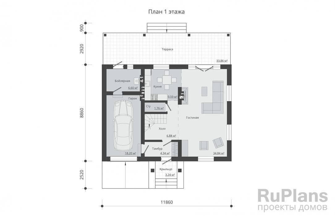 Планировка дома с мансардой - 140 фото лучших идей и современного дизайнаварианты планировки и дизайна