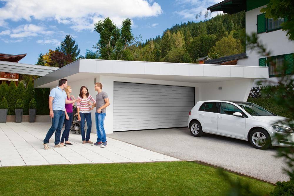 Строим гараж своими руками: видео инструкция, выбор материала