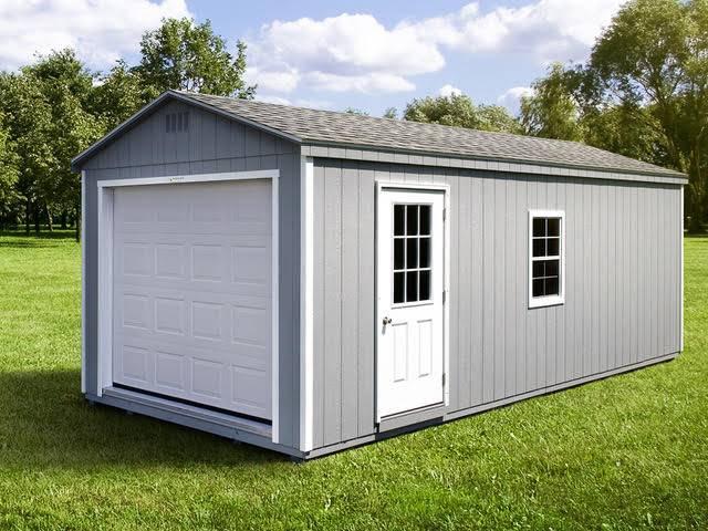 Из чего сделать гараж: выбираем оптимальный материал