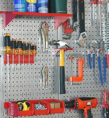 ???? 10 идей для идеального порядка в гараже: организация хранения инструментария и вещей