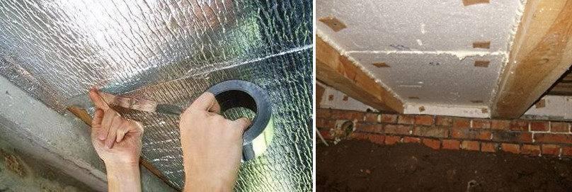 Отделка стен подвала дома: из чего сделать правильно