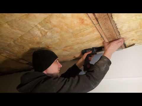 Утепление гаража изнутри и снаружи своими руками: чем и как правильно