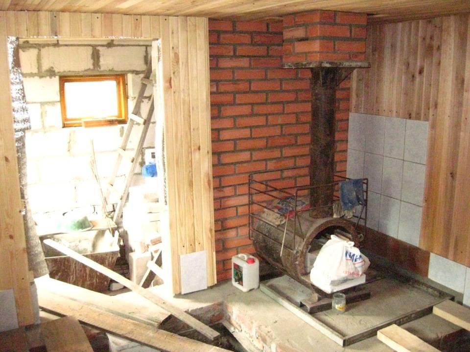 Баня гараж проект. баня в гараже – как объединить эти два помещения?