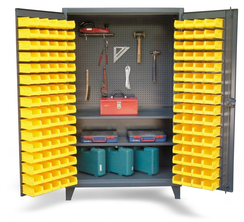 18 способов навести идеальный порядок в гараже или сарае