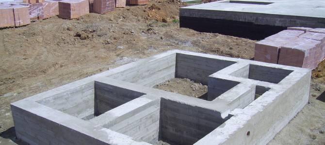 Глубина фундамента для гаража из пеноблоков: выявляем суть