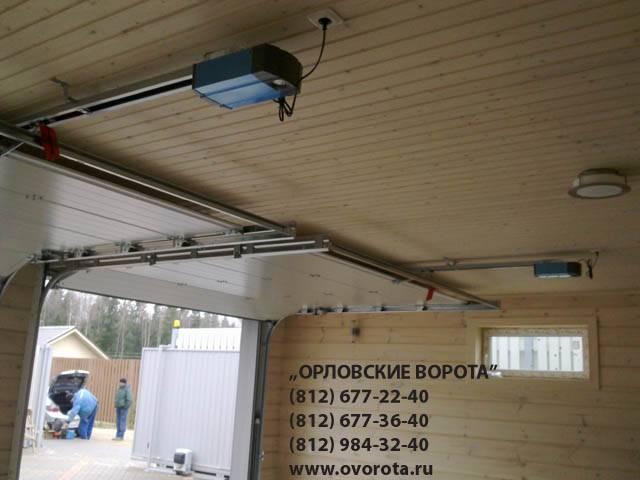 Распашные ворота для гаража своими руками: как сделать правильно чертёж и виды конструкций