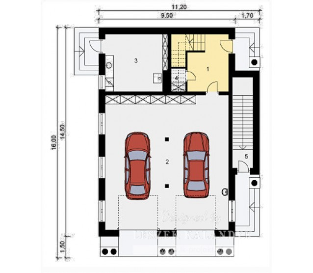 Двухэтажный гараж – на что необходимо обратить внимание при строительстве