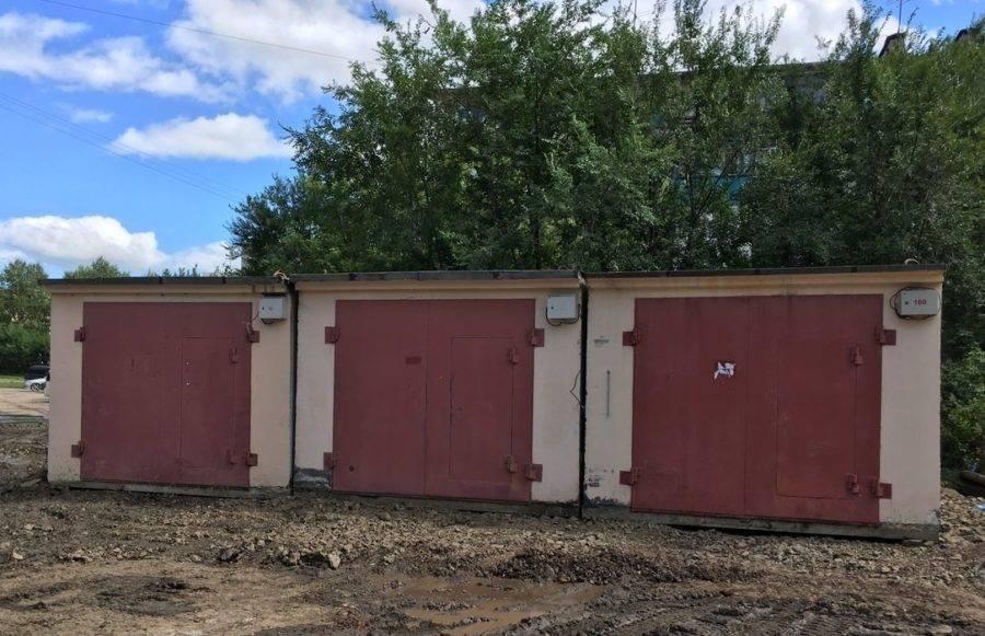 Как оформить в собственность земельный участок под гаражом