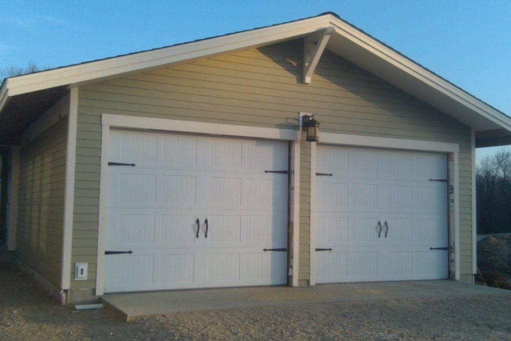 Чем недорого обшить стены внутри гаража - 5 вариантов