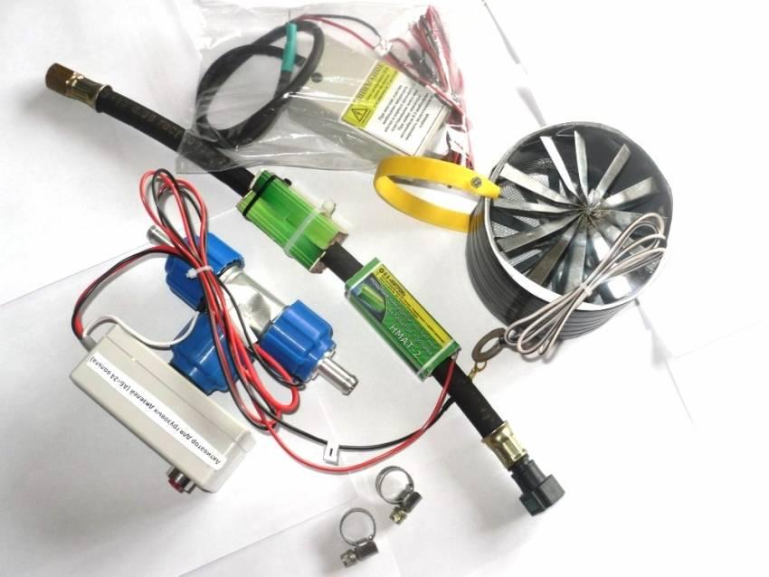Мастерим автомобильный ионизатор воздуха в салон и на двигатель авто своими руками + видео » автоноватор