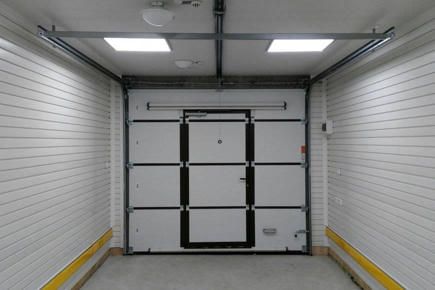 Отделка гаража: варианты, материалы и технология