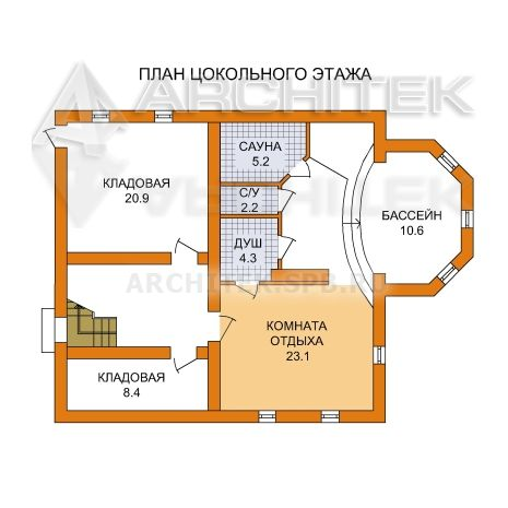 План гаража и этапы строительства