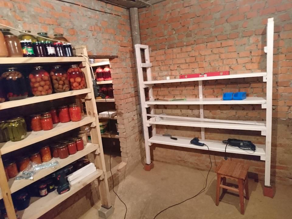 Топ-5 вариантов полок для гаража | сделанных своими руками