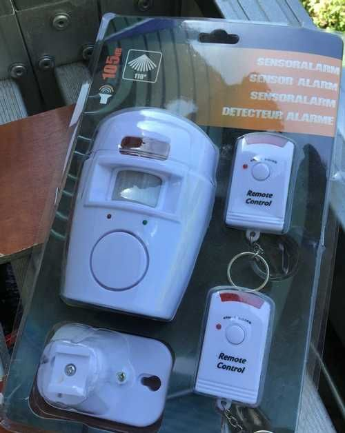 Проводная или беспроводная gsm сигнализация для гаража