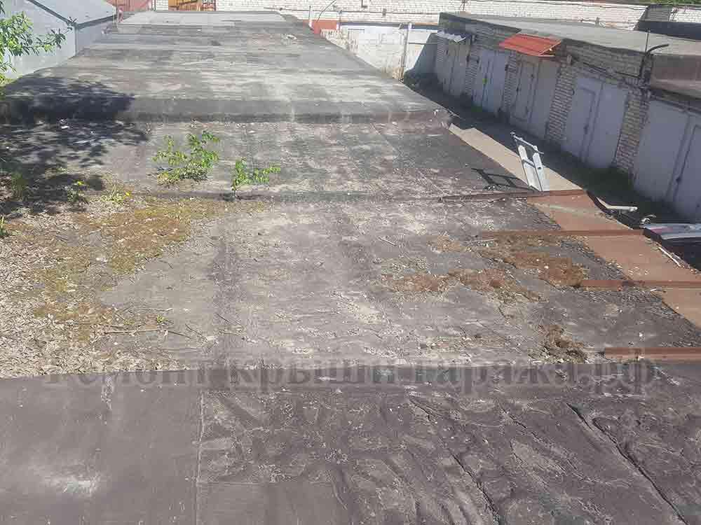 Материалы для ремонта крыши гаража: современные технологии