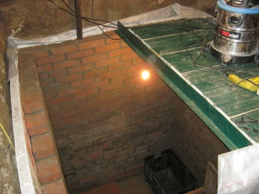 Как просушить погреб от воды: отдельные методы и их комбинации