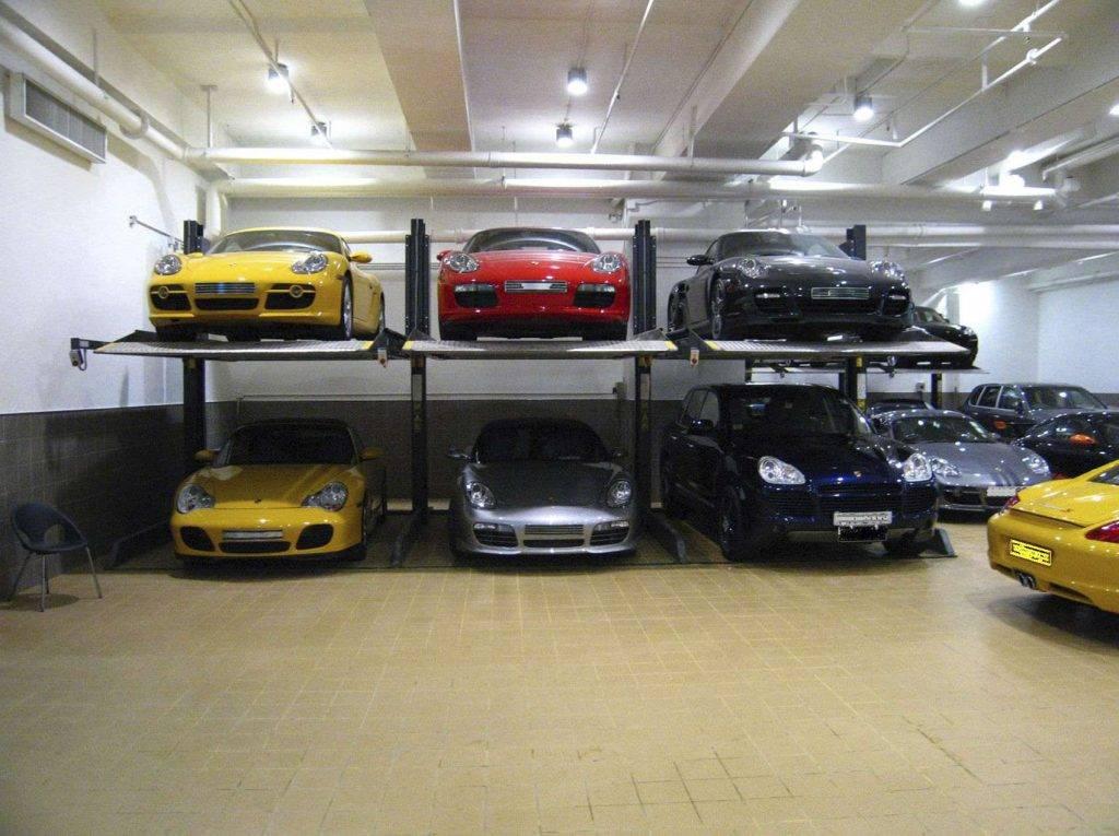 Автомобиль, руководство для долгого хранения в гараже