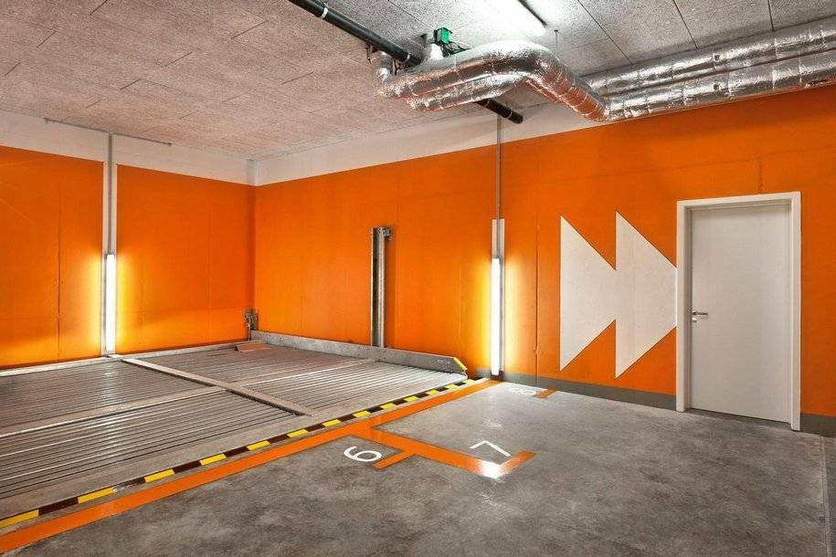 Чем лучше покрасить потолок в гараже? - большая стройка