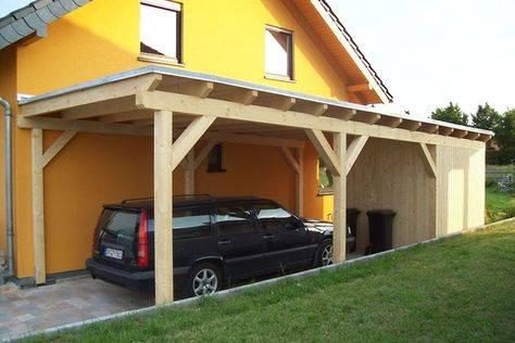Как пристроить гараж к дому своими руками, плюсы и минусы
