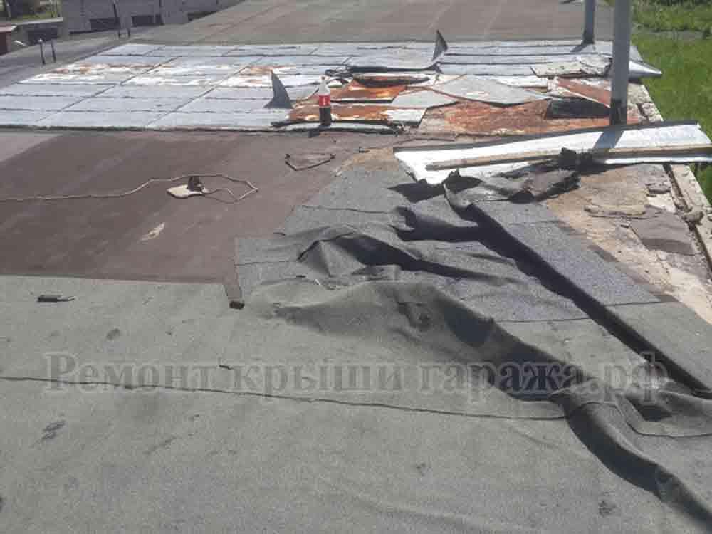Обзор кровельных покрытий для крыши гаража