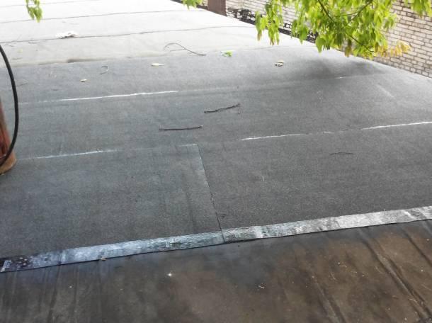 Как выполнить ремонт крыши гаража?