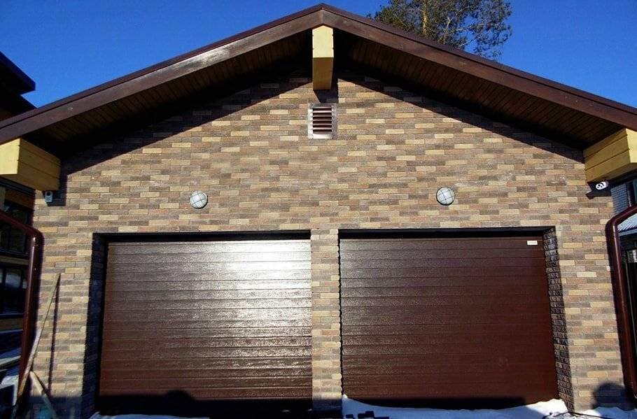 Отделка гаража: варианты обшивки изнутри и снаружи, материалы | дневники ремонта obustroeno.club