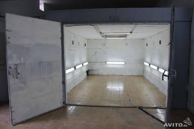 Вентиляция покрасочной камеры в гараже своими руками