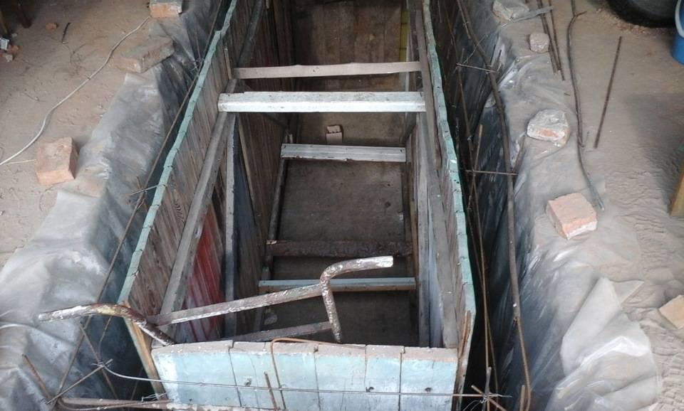 Смотровая яма в гараже: 80 фото постройки, обустройства и вариантов модификаций