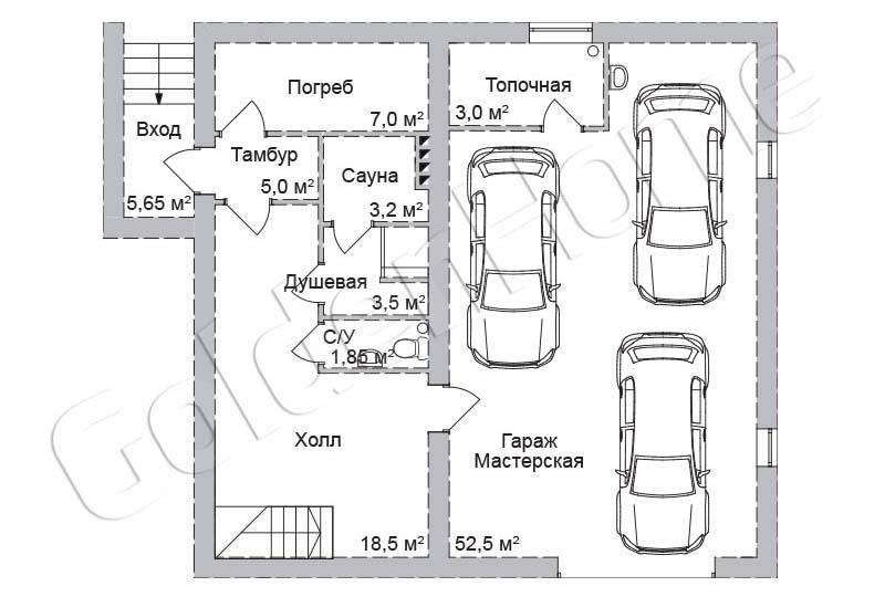 Как построить подвал в гараже: подробная инструкция, советы профессионалов