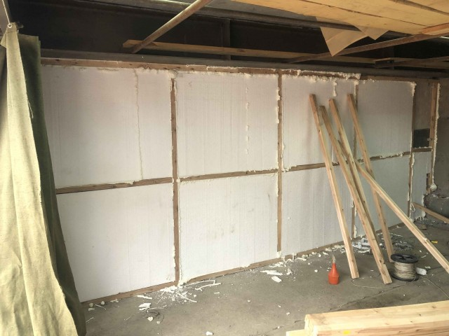 Утепление гаража: материалы и правила выполнения работы