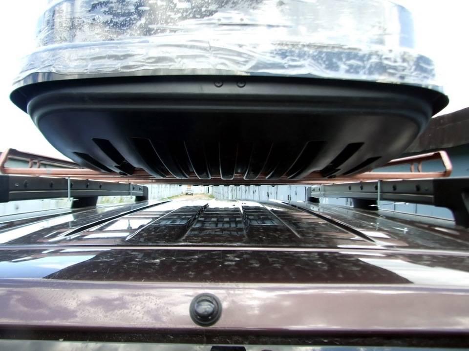 Как самому сделать автобокс на крышу автомобиля. изготовление экспедиционного багажника своими руками