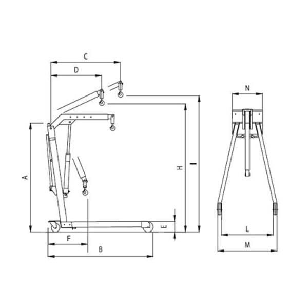 Как сделать подъемник для мотора своими руками