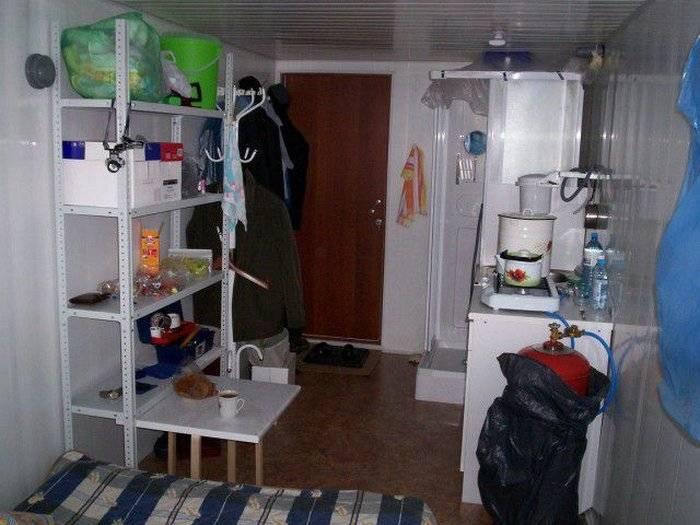 Как гараж сделать жилым