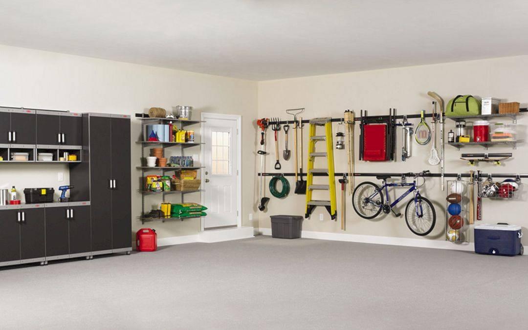 Планировка гаража — типы гаражей, варианты размещения и правила обустройства (105 фото)