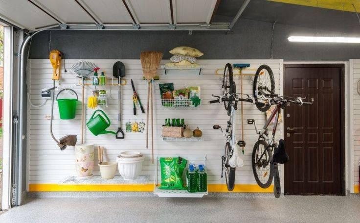 Лучшие идеи для обустройство гаража внутри, инструкция, фото и видео