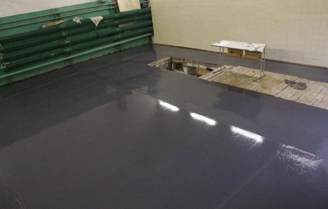 Какой наливной пол для гаража лучше выбрать? как сделать высокопрочный и морозостойкий эпоксидный наливной пол для гаража – компания technofloor компания technofloor
